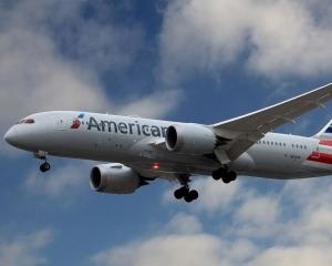 美航取消第二條直航中國航線