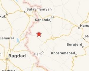 伊朗西部6.1級地震一死58傷