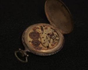「鐵達尼號」罹難者陀錶拍賣