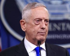 馬蒂斯稱無計劃暫停更多美韓軍演