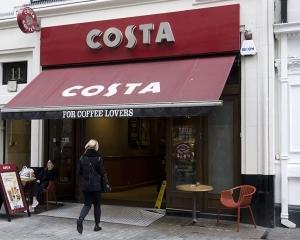 51億美元收購咖啡連鎖店Costa