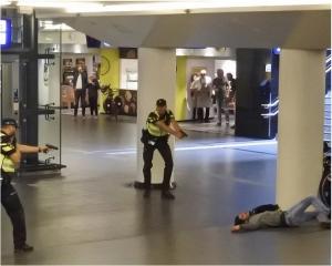 荷蘭火車站持刀傷人案涉恐襲