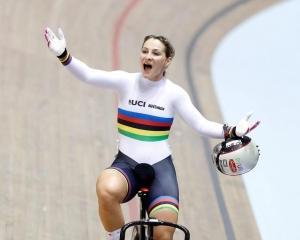 奧運金牌單車手禾高半身癱瘓
