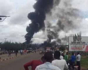 尼日利亞運油車爆炸 至少35死