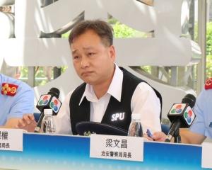 馬耀權呼籲市民配合民防指引