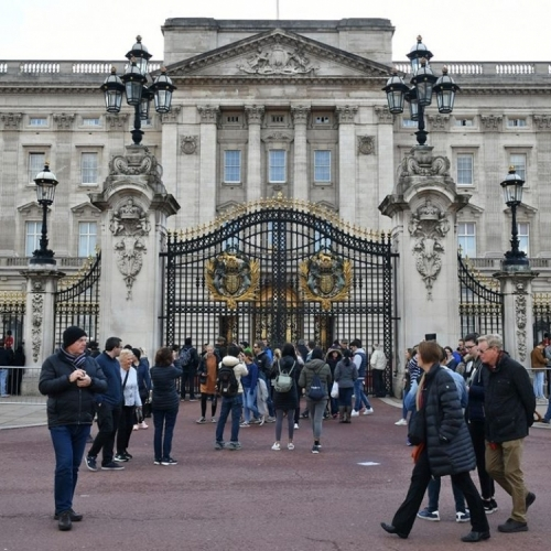 男子白金漢宮訪客入口被捕