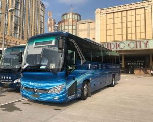 新濠博亞採購20台純電動客車