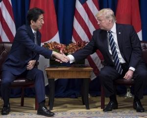 美日同意展開貿易談判