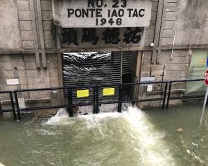 海事局:挖深內港無助解決水浸問題
