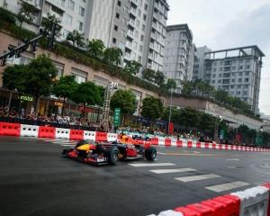 越南河內2020年舉辦F1