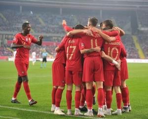 葡萄牙歐國聯獲兩連勝