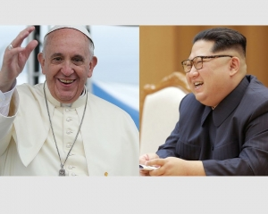 韓媒:教宗方濟各擬應邀明春訪朝鮮