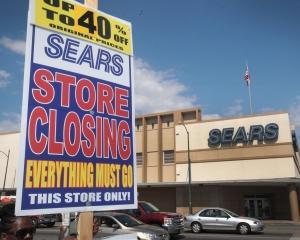 百年老店「Sears」百貨公司宣告破產