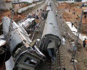 摩洛哥火車出軌至少7死86傷