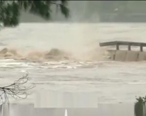 美國德州暴雨成災4死1失蹤