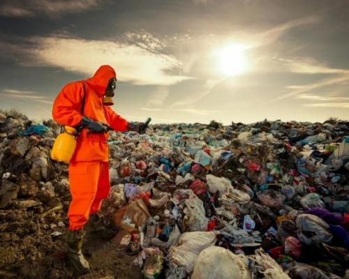 首次發現人類糞便含塑膠微粒