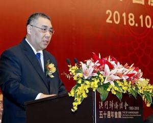 崔世安:政府支持開拓多元化會務工作