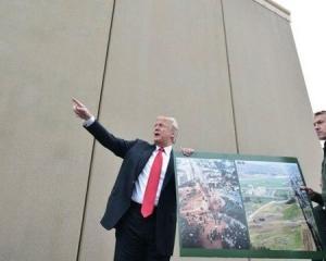 特朗普圍牆大計還有希望嗎?