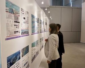 「第四空間」概念性城市設計展今揭幕
