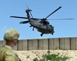阿富汗一軍用直升機墜毀 25人喪生