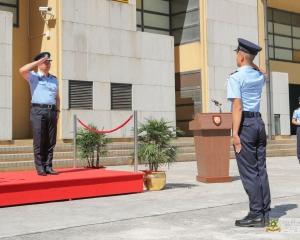梁文昌勉勵新警員竭力服務社會