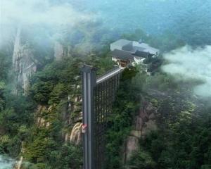 重慶巫山政府邀「蜘蛛俠」挑戰