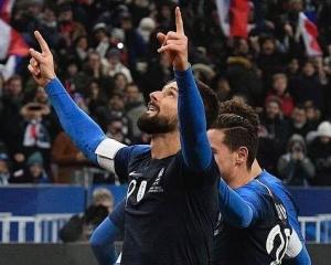 法國友賽小勝烏拉圭