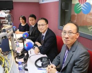 高炳坤:市民資料共享需取得平衡