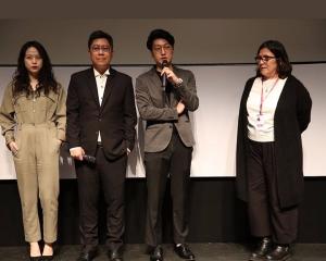 導演仇晟:今屆參展作品很有競爭力