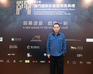 陳凱歌:張國榮是最了不起