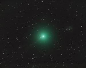 「聖誕彗星」接近地球肉眼可見