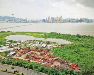 李燦烽:前「海洋世界」土地暫未有用途規劃