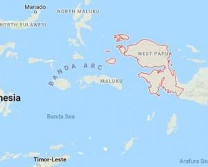 印尼東部發生6.1級地震