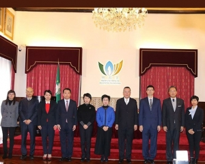 市政署管委會成員宣誓就職