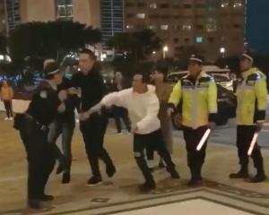 衛生局譴責襲擊執法人員暴力行為