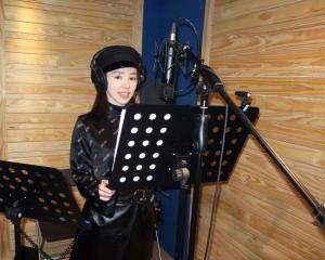 譚凱琪唱日文歌「致哀」