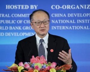 世銀行長金墉將提前3年半卸任