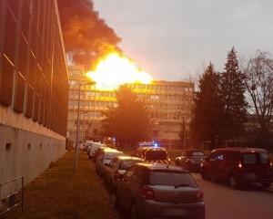 法國里昂大學發生大爆炸
