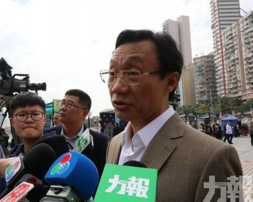 譚俊榮:政府對此無任何財政幫助