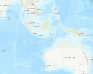 【無海嘯警報】印尼松巴島6.2級地震