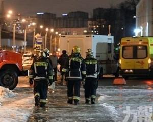 俄羅斯咖啡店氣體爆炸至少22傷