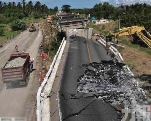 墨西哥6.6級地震 首都高樓搖晃