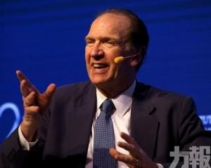 特朗普提名美國副財長任世銀行長