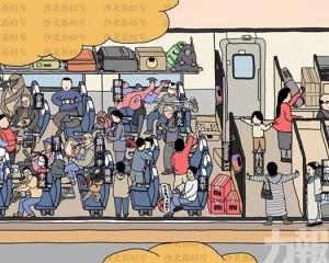 219名乘客回顧2018年中國大小事