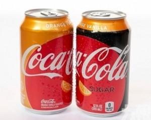 可口可樂10年來首推橙味雲呢拿新口味