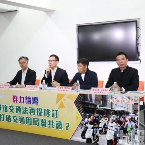 何潤生:具爭議性問題放緩討論