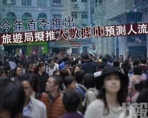 旅遊局擬推大數據庫預測人流