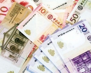 國際資產總額按季升3%