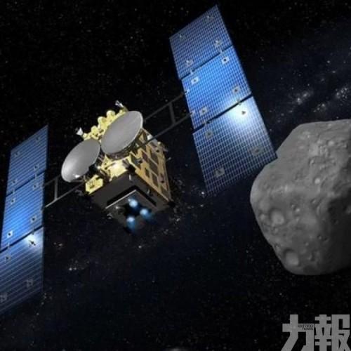 成功著陸小行星「龍宮」