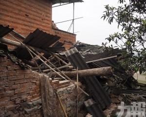 四川自貢4.7級地震
